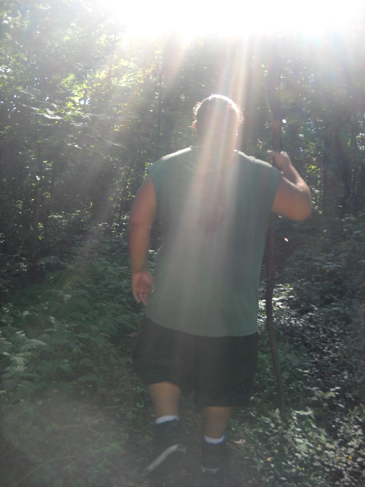 Day 30 of 30 Photo Challenge: Sun Flare