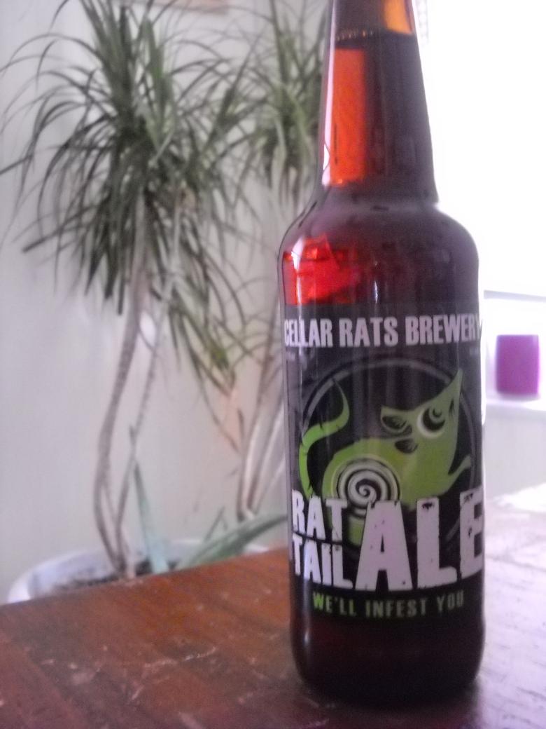 Beer Blog: Rat Tail Ale