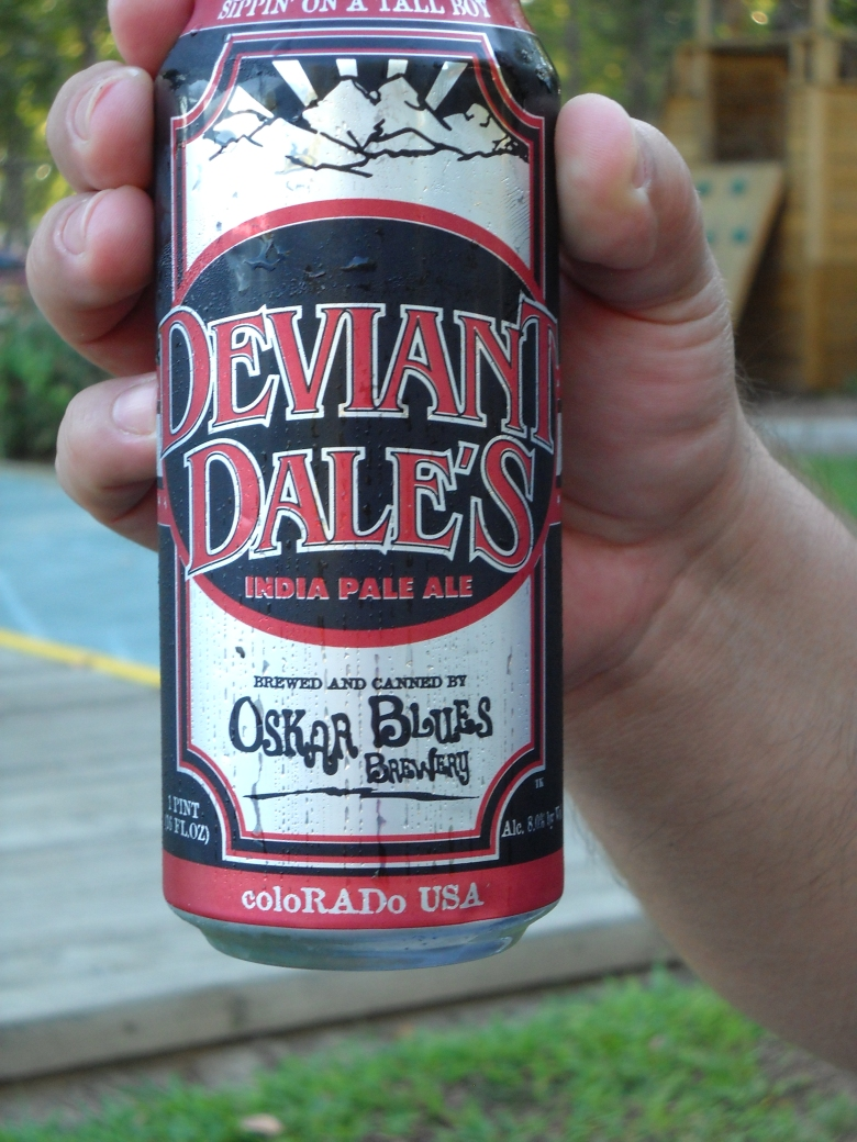 Beer: Deviant Dale's India Pale Ale