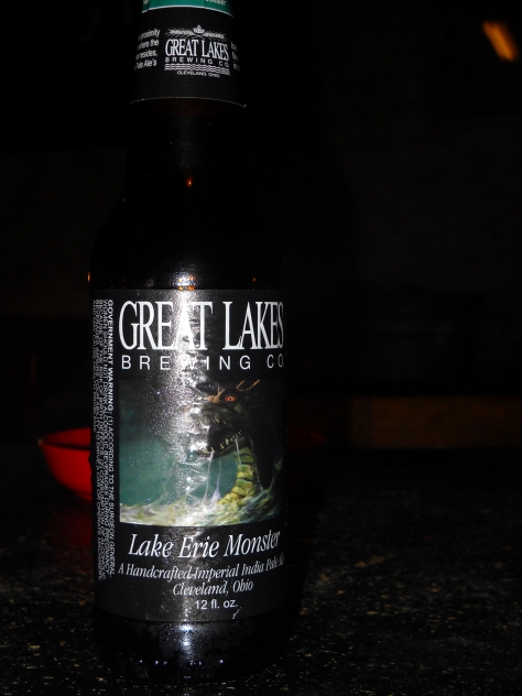 Great Lakes Brewing Co.- Lake Erie Monster