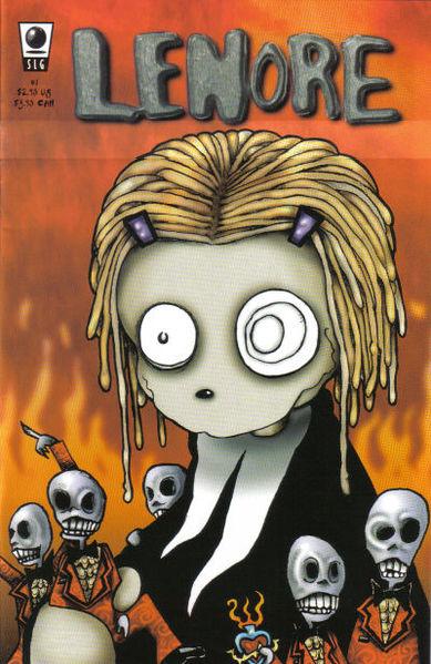 Happy Halloween: Lenore