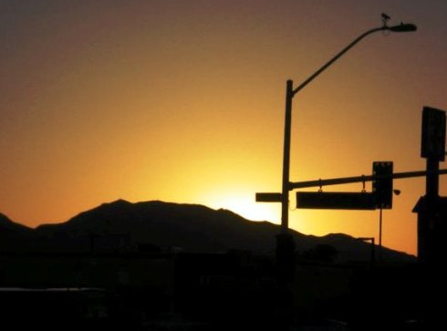 Waking up in Vegas: Good Morning. Weekly Photo Challenge