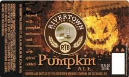 Rivertown: Pumpkin Ale