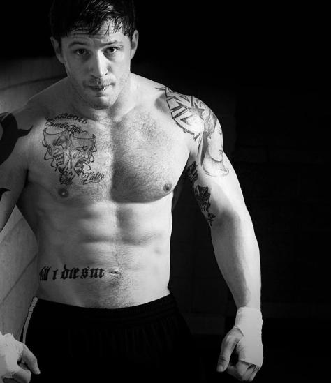 Celebrity crush: Tom Hardy