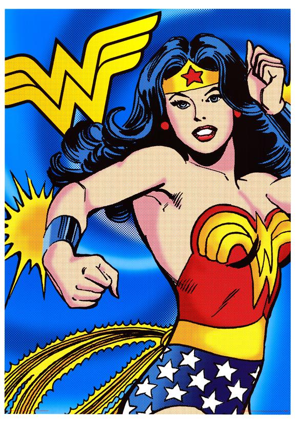 Wonder Woman Halloween Costume: NaBloPoMo