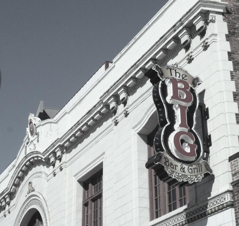 Cee's Black & White Photo Challenge: Buildings
