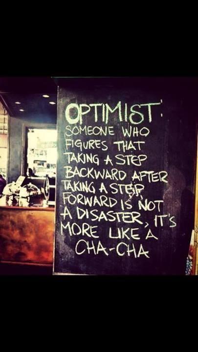 Pessimist/Optimist/Realist: NaBloPoMo