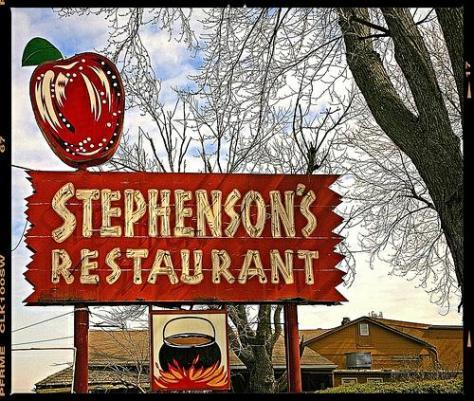 Seconds: Stephenson's Restaurant