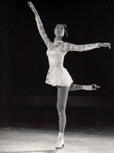 Vera Wang was an Ice Skater