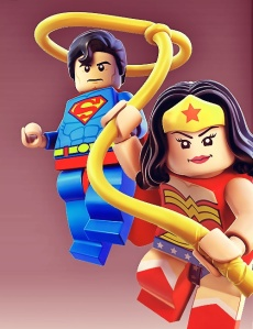 Lego Movie: Why didn't I have Wonder Woman legos?
