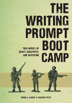 Toast to Captain Jack Sparrow: Writing Prompt Boot Camp