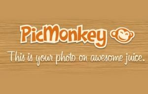logo from PicMonkey. :)