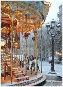 http://bluepueblo.tumblr.com/post/35865161590/snow-carousel-paris-france-photo-via-withnail