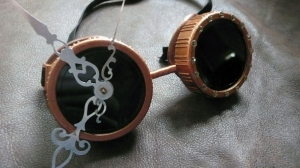 http://velouriabunny.deviantart.com/art/Time-Travel-Steampunk-Goggles-110936367