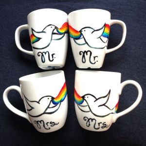 https://www.etsy.com/listing/236773953/mrs-mrs-mug-set