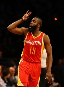 http://www.gettyimages.com/detail/news-photo/james-harden-of-the-houston-rockets-celebrates-a-basket-news-photo/162393882
