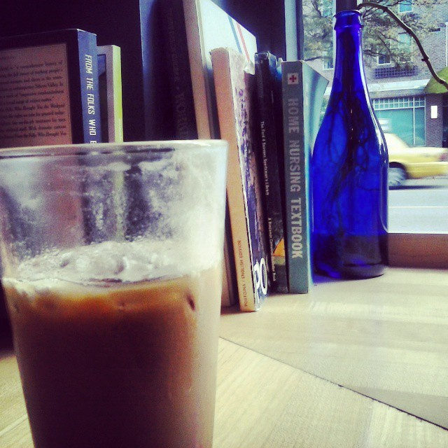#WeekendCoffeeShare: I'm in a Glass Case of Emotion Edition