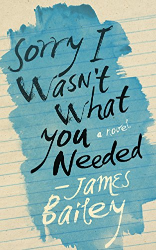 Sorry I Wasn't What You Needed: #bookreview