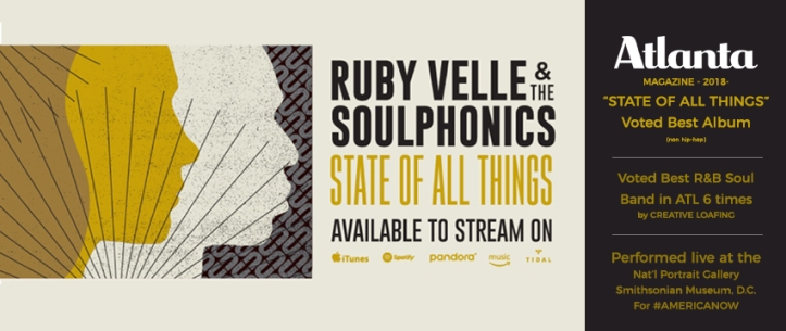 Sleep Deprived Music Review: Ruby Velle & The Soulphonics