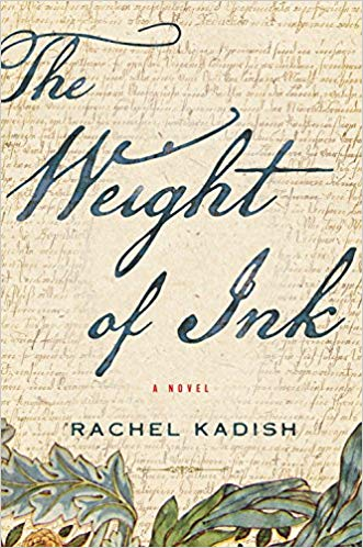 The Weight of Ink: #bookreview