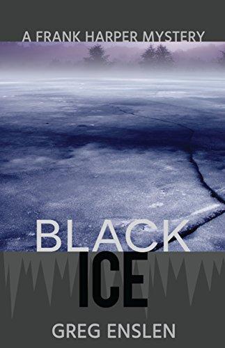 Black Ice (Frank Harper Mysteries Book 2): #bookreview