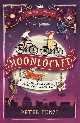 Moonlocket: #bookreview