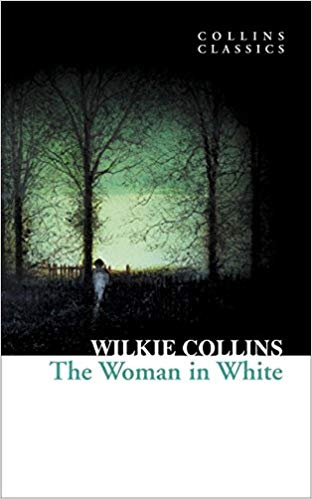 The Woman in White: #Spooktober Book Review