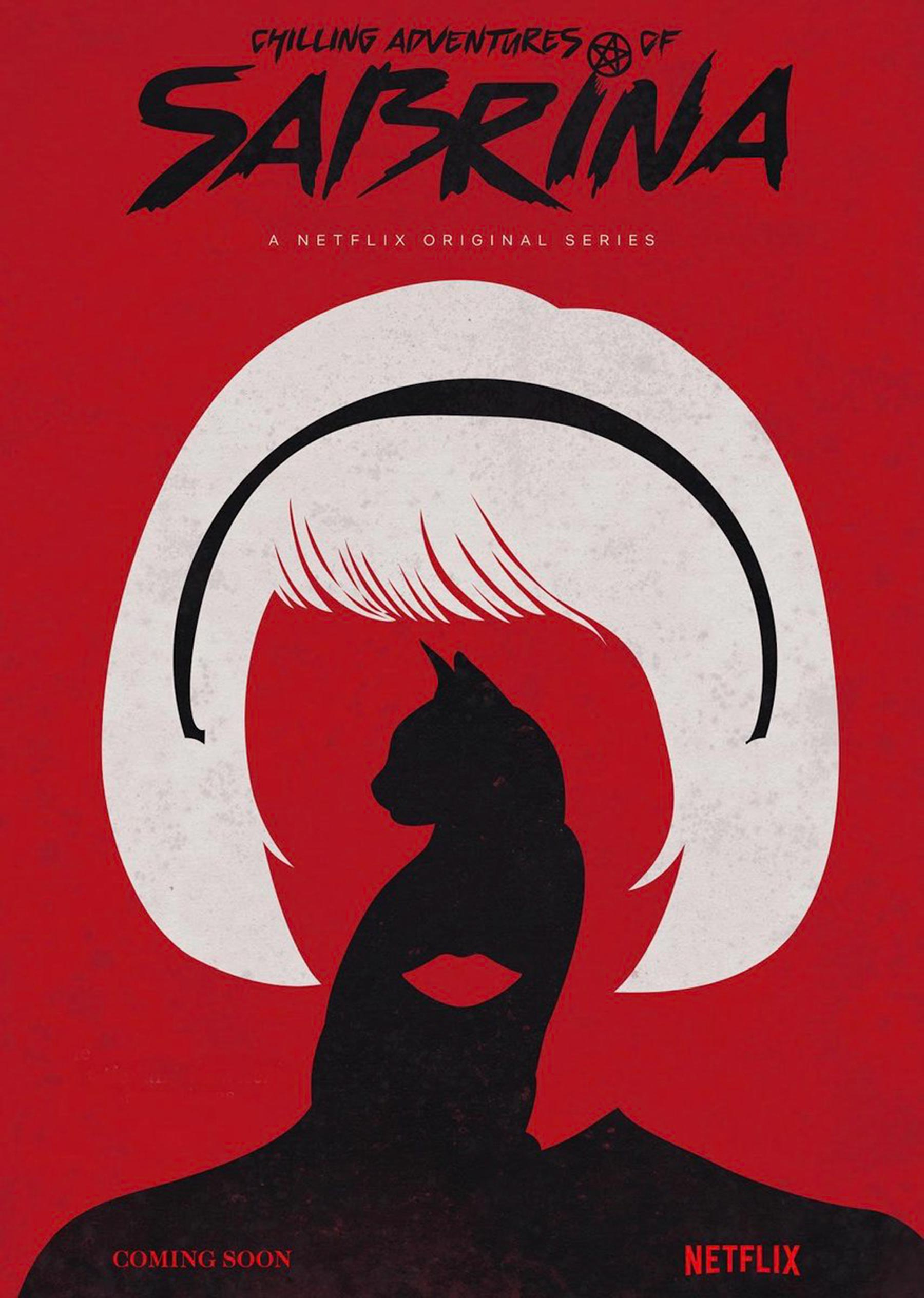 Favorite Shows for #Spooktober: The Chilling Adventures of Sabrina