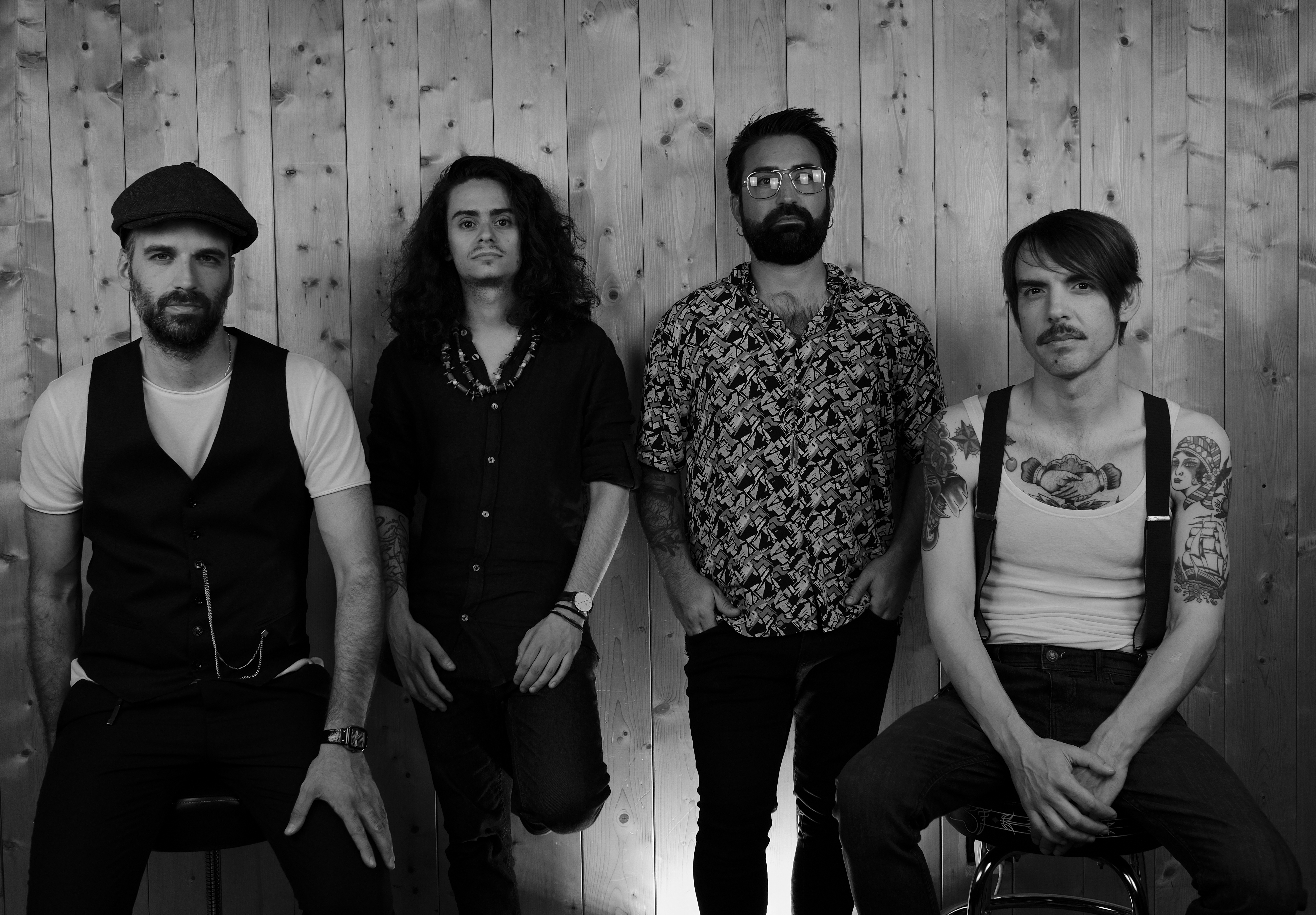 Interview with . . . The Black Lava