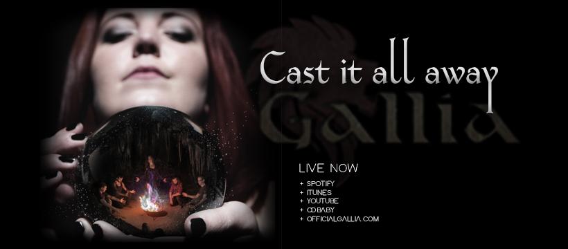 Gallia: #AtoZChallenge