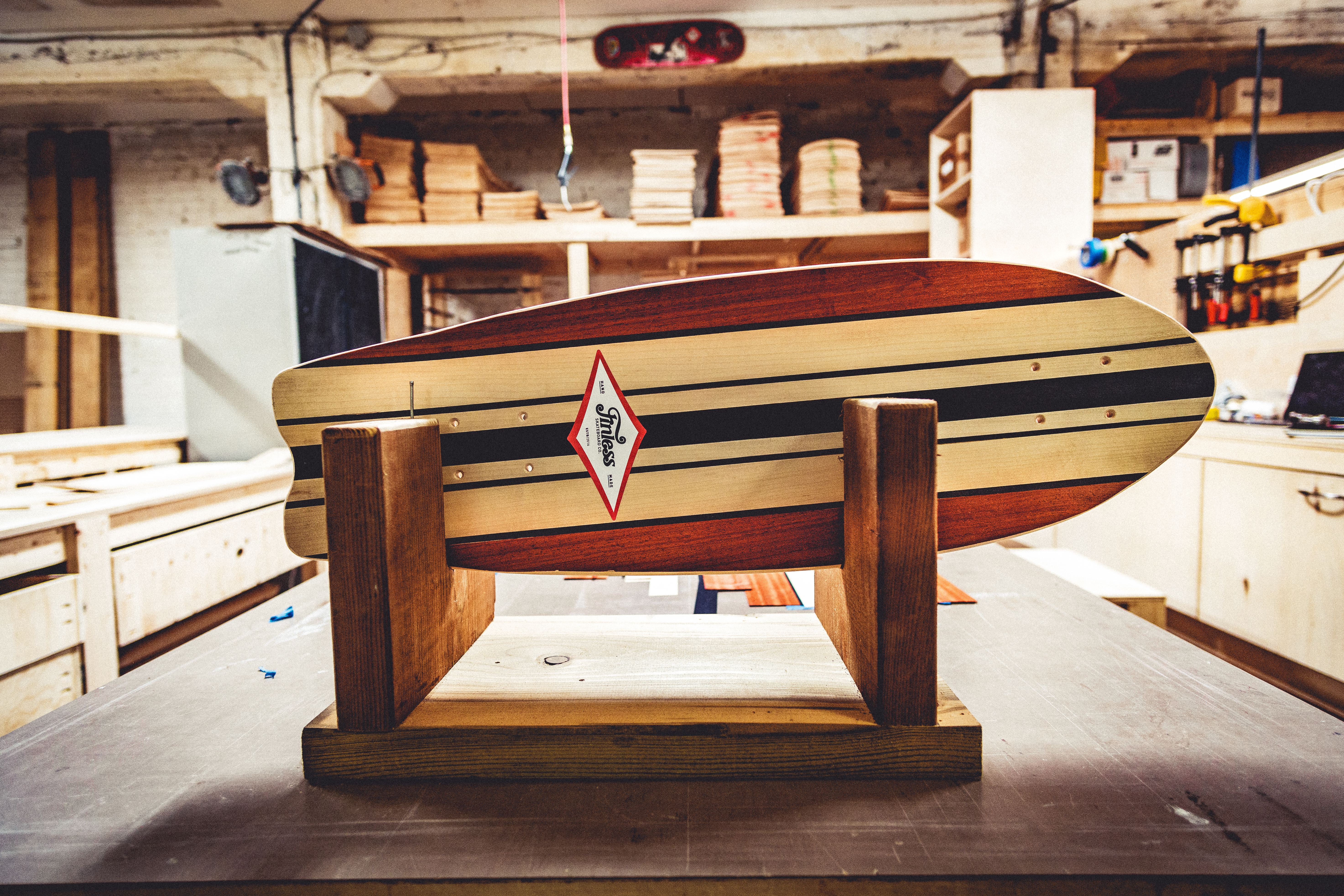 Support Small Business: Finless Skateboards