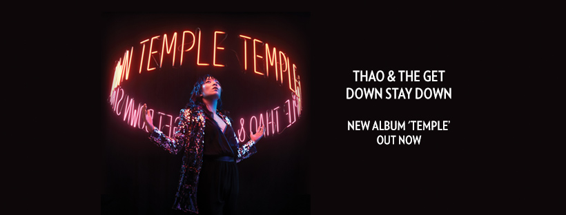 Sleep Deprived Music Review: Thao & The Get Down Stay Down