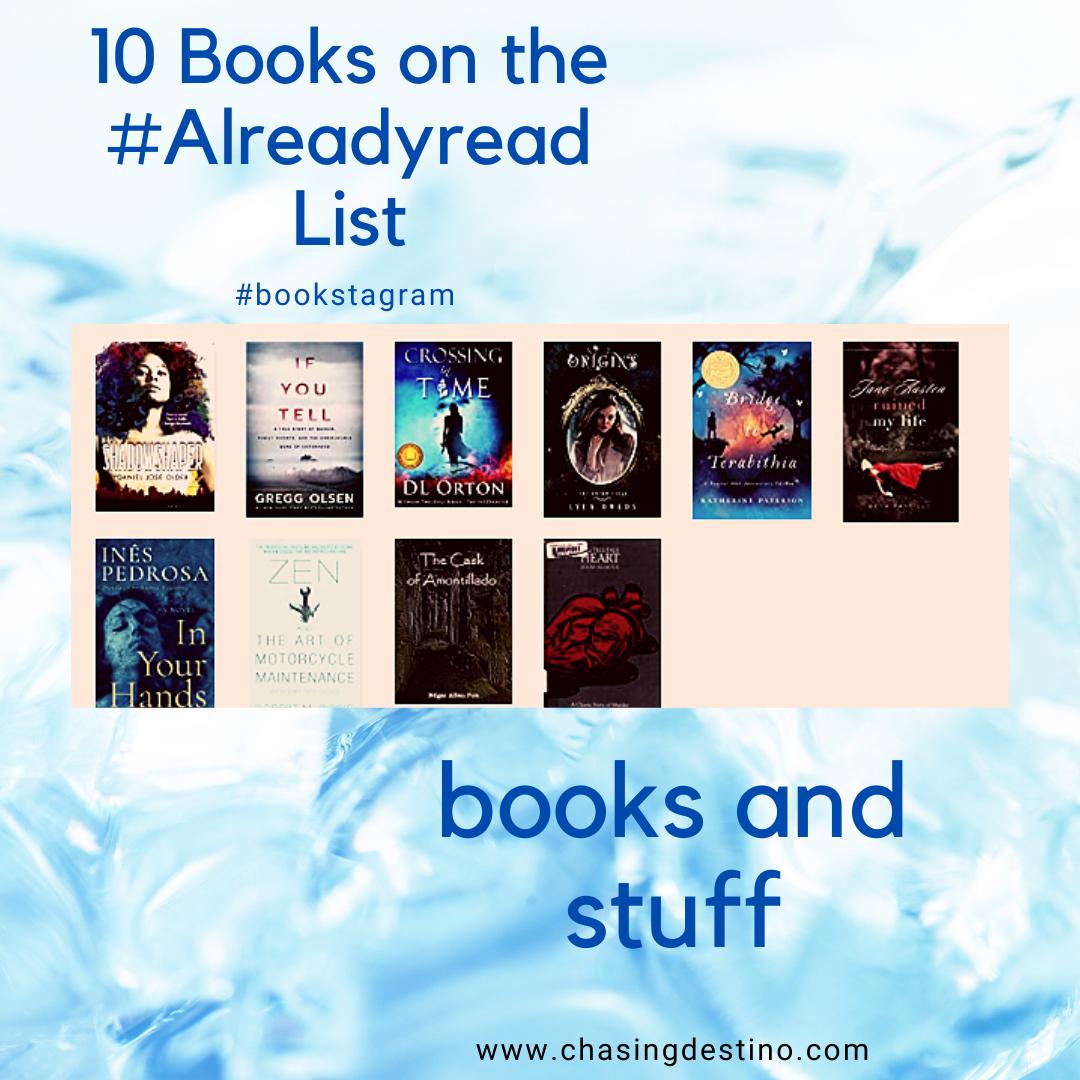 10 Books on the #Alreadyread List: Part 20